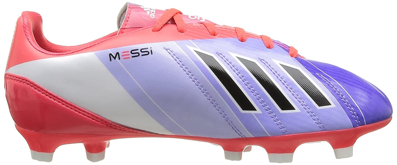 Amazon.com | adidas Soccer Boots F10 TRX FG Messi Boys Cleats-Multi-12K | Soccer