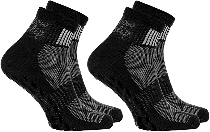 Amazon.com: 2,4, o 6 pares de calcetines de color negro ...
