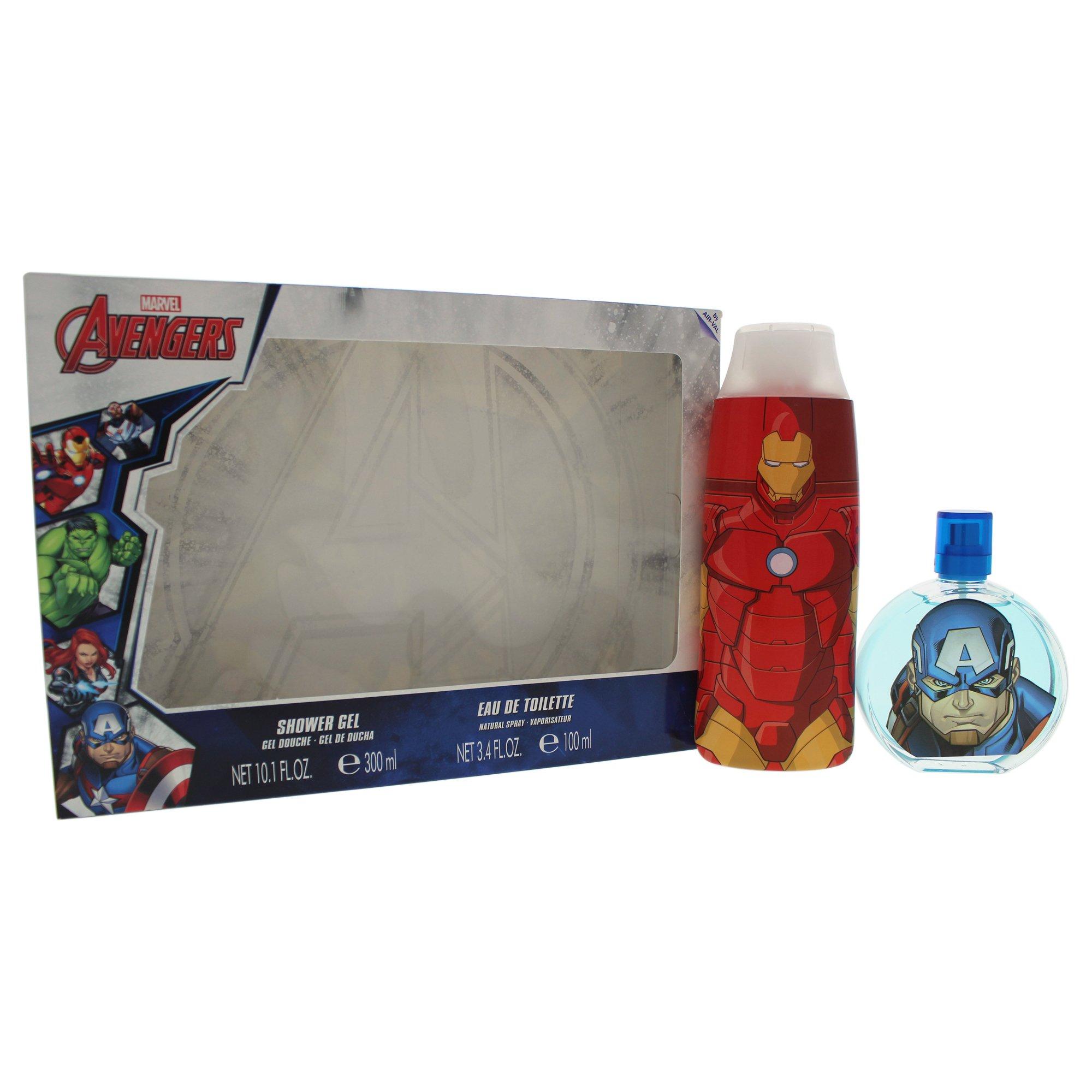 Disney Avengers 2 Piece Eau de Toilette Spray Gift Set for Kids
