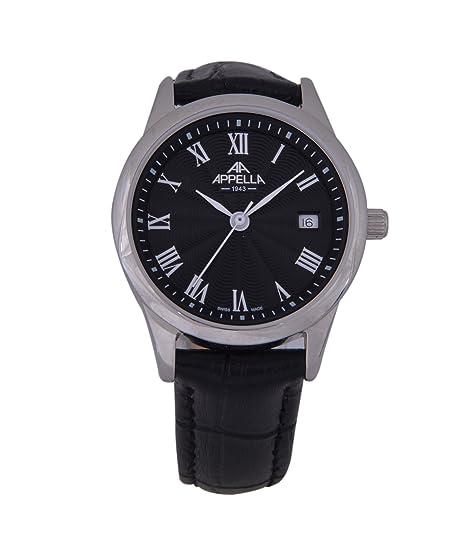 Appella AP.4374.03.0.1.04 - Reloj , correa de acero inoxidable color