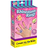 Creativity for Kids - Rhinstone Rings Mini Kit