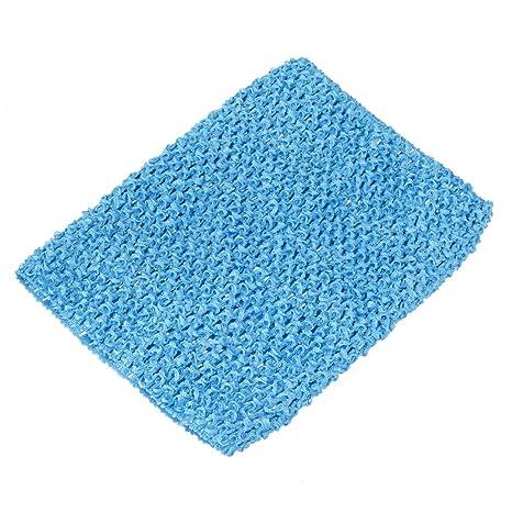 c220ea162 Vococal - 9 pulgadas Largo Crochet Tutú Tubo Tapas Pecho Abrigo ...