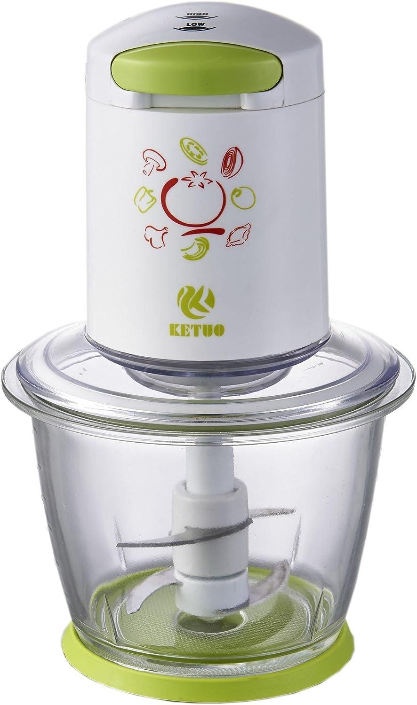 HJXJXJX Inicio multi - funcional de la máquina de cocinar pequeña carne eléctrica molino de vidrio templado material infantiles máquina de alimentos: Amazon.es: Deportes y aire libre