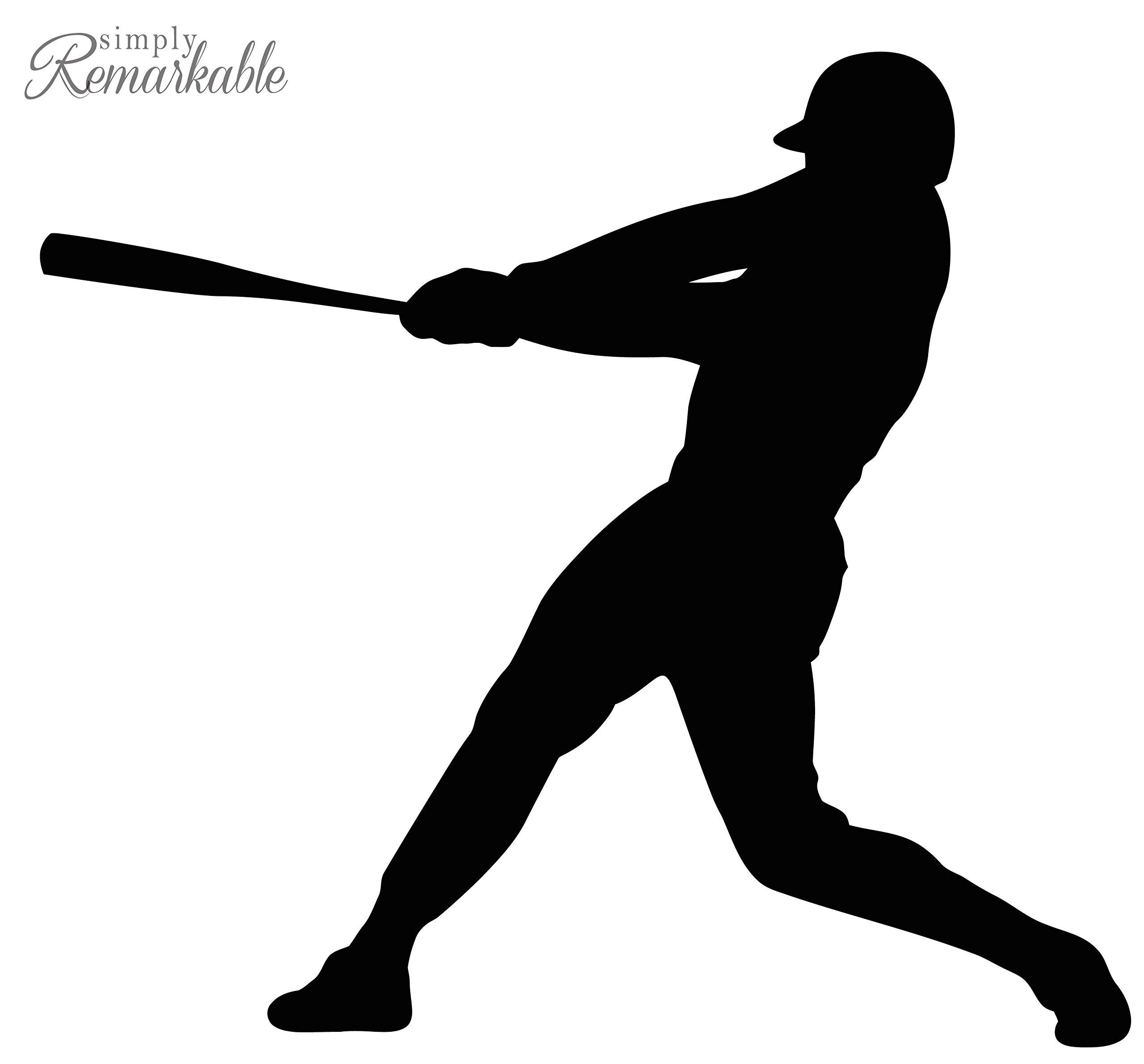 Vinilo Decorativo Pared [0UZFVCCU] baseball
