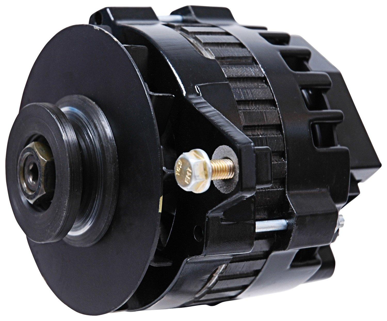 MSD 5361 Black 160A DynaForce Alternator