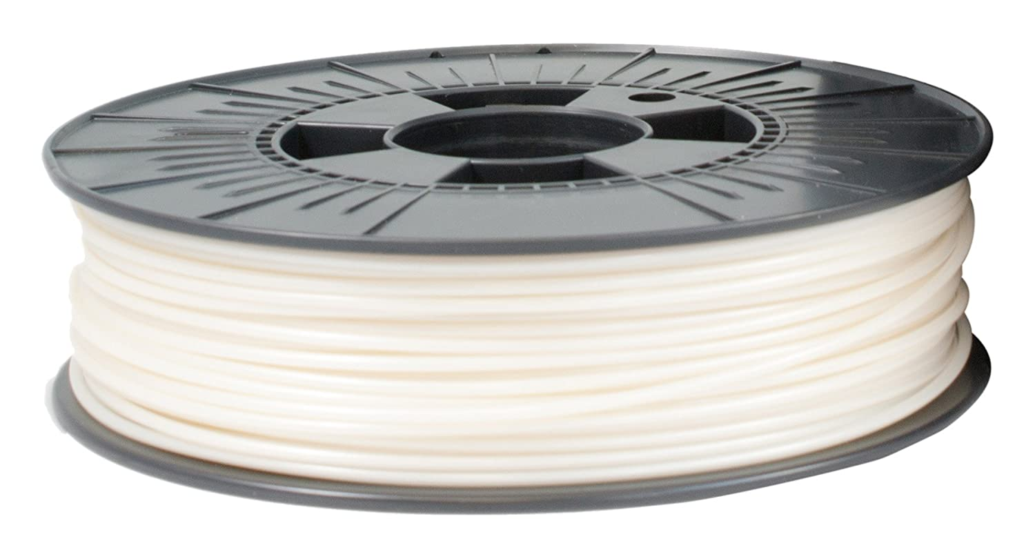 Ice Filaments ICEFIL3PLA131 Filamento PLA, 2,85 mm, 0,75 kg, Blanco Mate