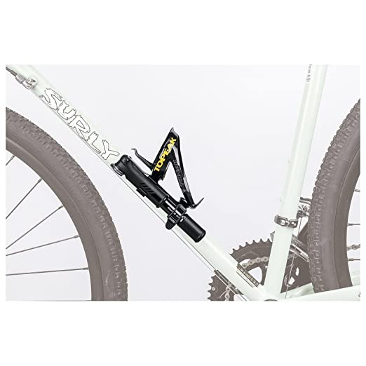 Topeak Roadie DA Kompakt Fahrrad Luft Pumpe 8 Bar Presta Road Rennrad Ventil 15700005