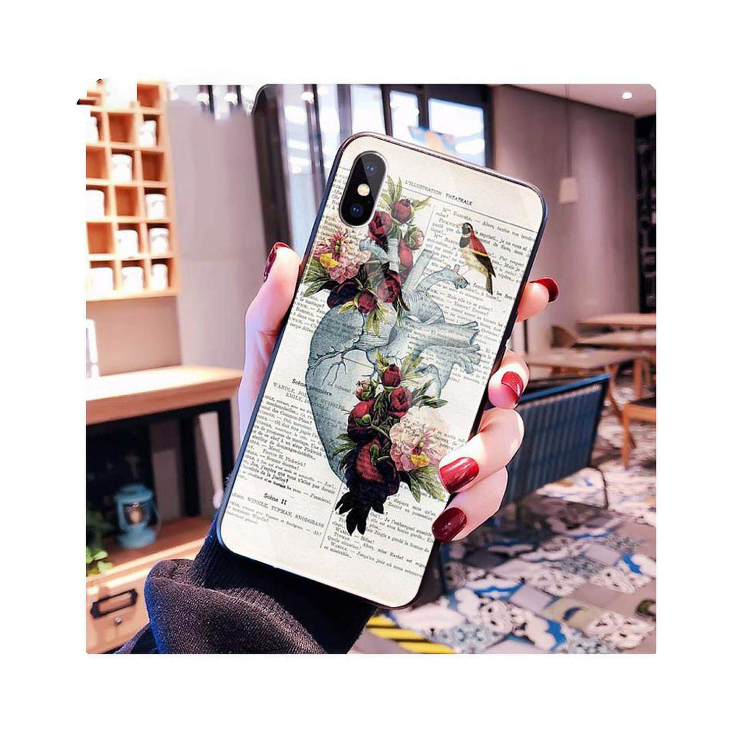 Anatomy of a Squirrel iPhone 11 case