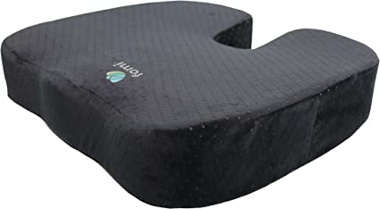 Amazon Com Fomi Extra Thick Firm Coccyx Orthopedic Memory Foam