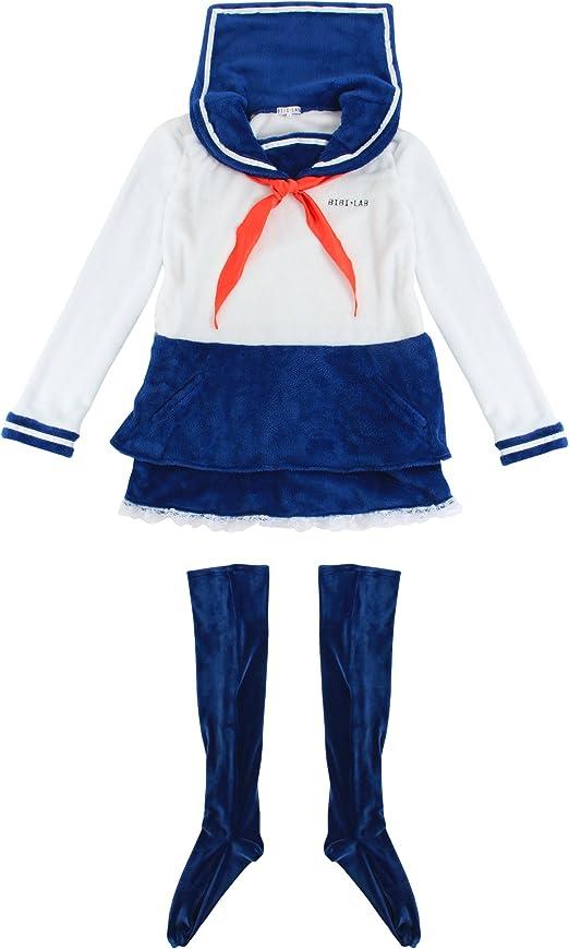 BIBILAB Sailor Moon BOKUSERA Disfraz M Tamaño Habitación Hombre ...