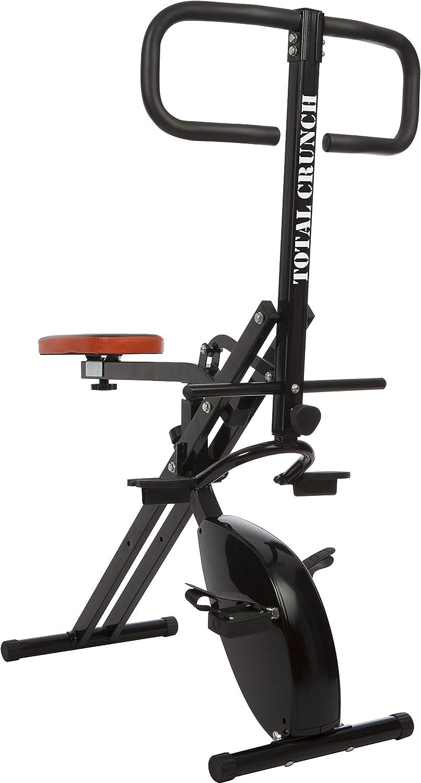 TOTAL CRUNCH Máquina de Ejercicios Muscular Fitness Entrenamiento Musculación: Amazon.es: Deportes y aire libre