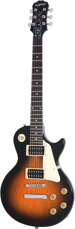 Epiphone Les Paul 100 - Guitarra eléctrica, Vintage Sunburst ...