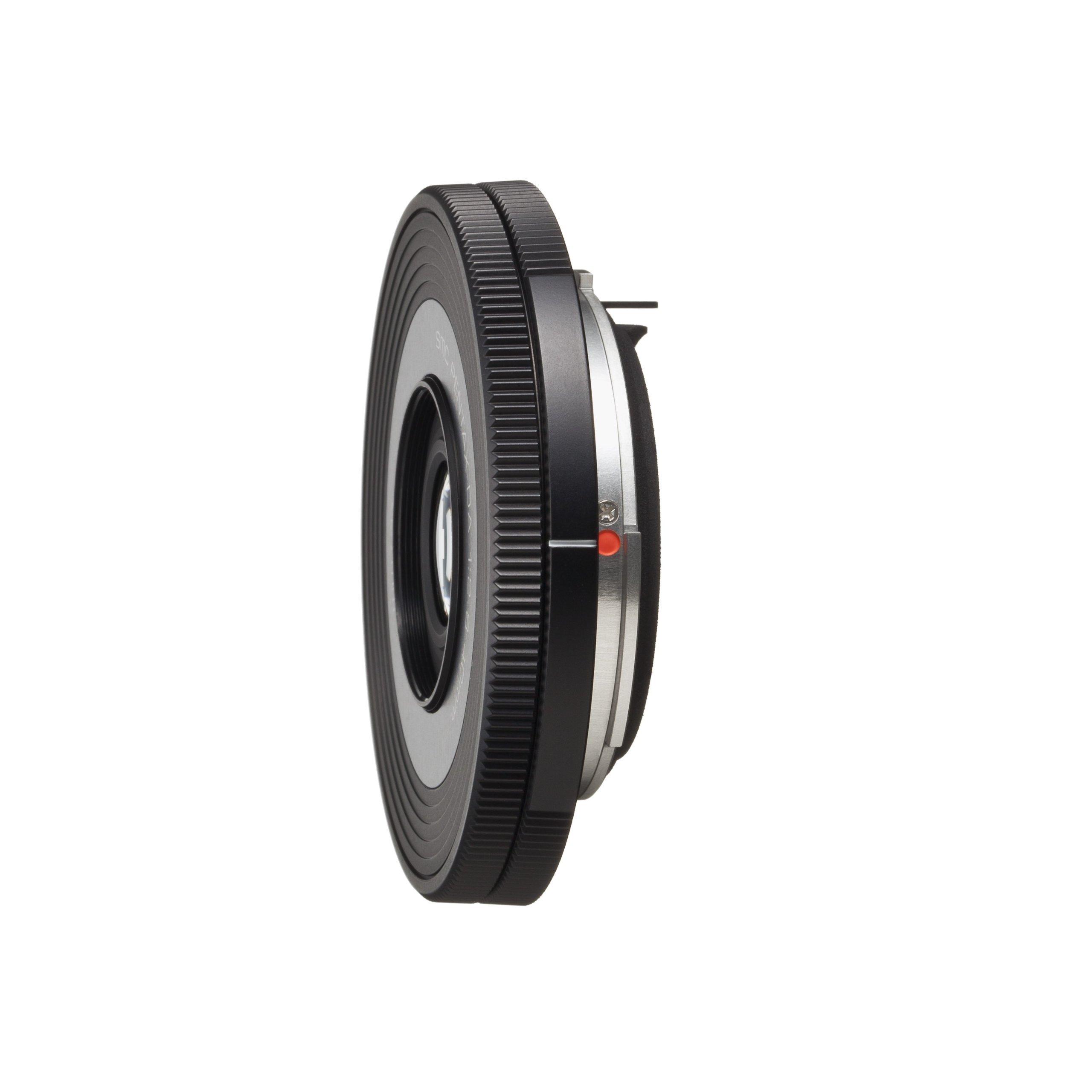 Pentax DA 40mm f/2.8 XS Lens by Pentax