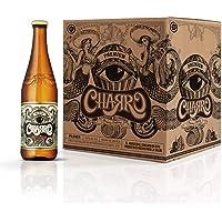 Cerveza Premium Charro 6Pack, 6 Botellas de 355 ml c/u