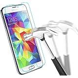 Samsung Galaxy S5 Neo Schutzglas, Bingsale Gehärtetem Glas Schutzfolie Displayschutzfolie Panzerglas für Samsung Galaxy S5/ Samsung Galaxy S5 Neo (Samsung Galaxy S5 / S5 Neo)