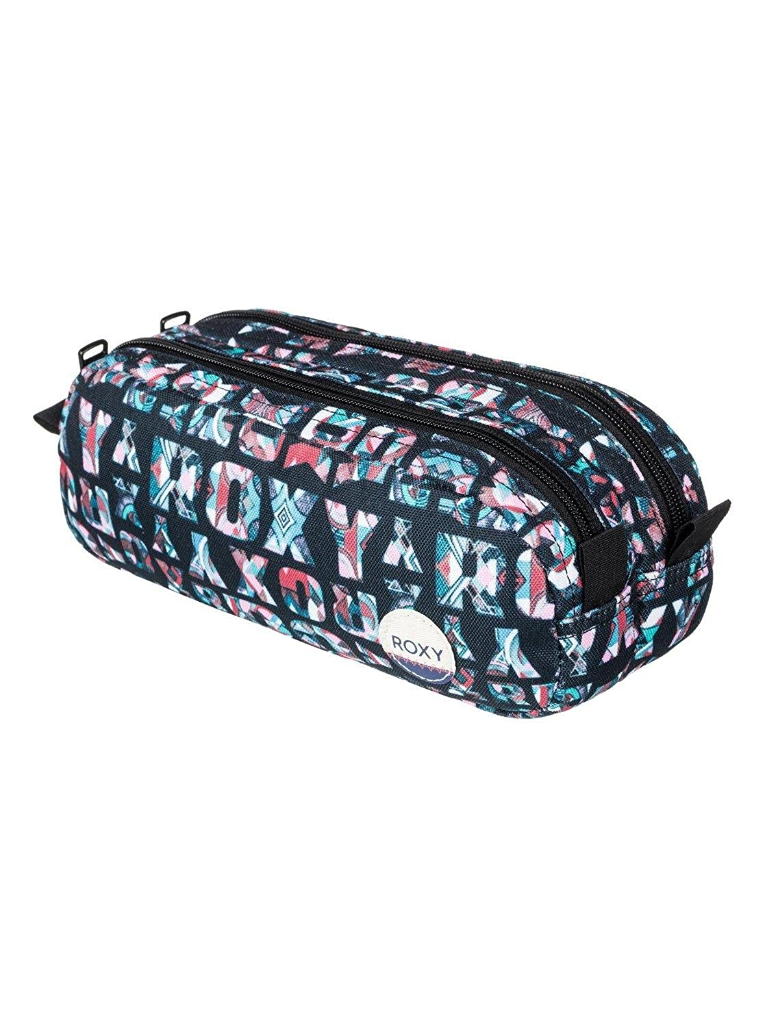 Trousse scolaire Roxy Da Rock Anthracite Small Urban Flavor noir