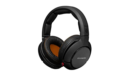 79d8333959a Image Unavailable. Image not available for. Color: SteelSeries H Wireless  Gaming Headset with Dolby 7.1 Surround ...