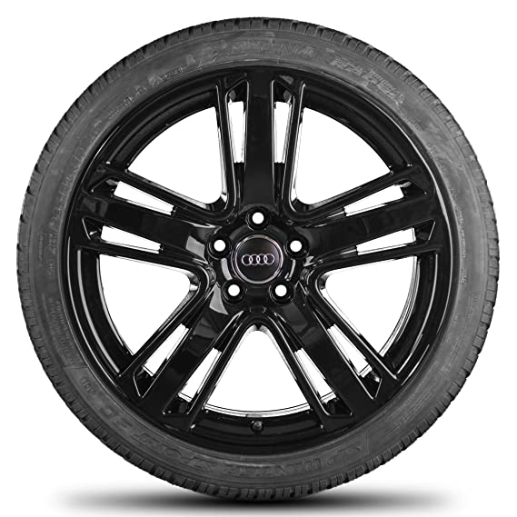 Dunlop Winter Tyres For Audi 19 Inch Rims Rs4 Rs5 B8 Alloy Wheels