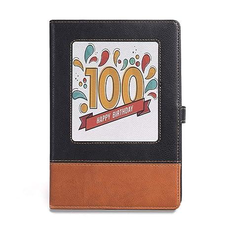 Amazon.com: Agenda de escritura vintage, decoración para 100 ...