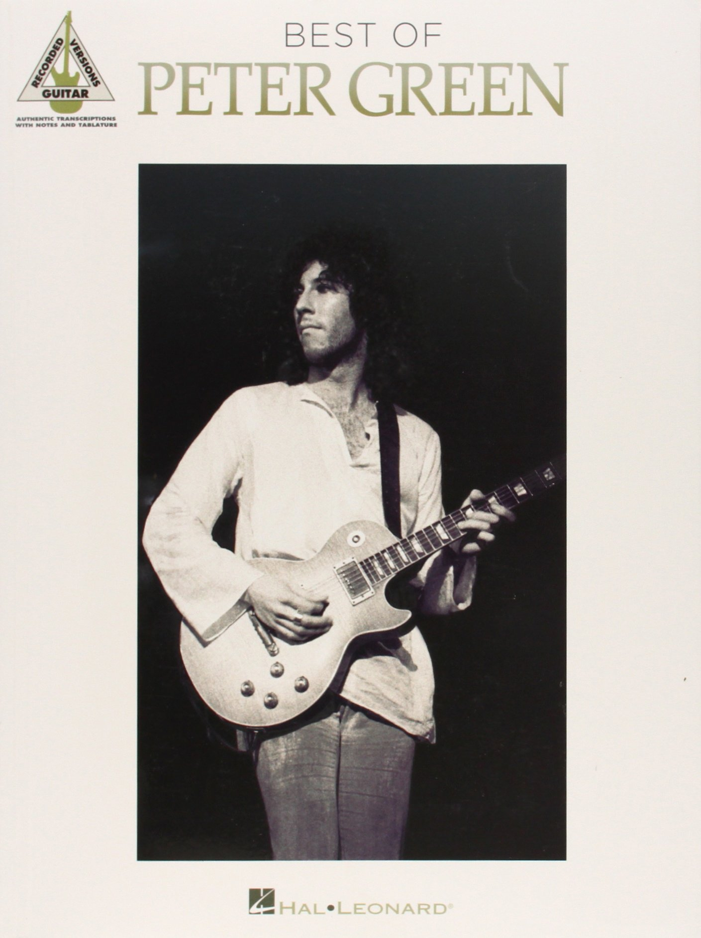 Download Best of Peter Green (Guitar Recorded Versions) (Recorded Versions: Guitar) pdf epub