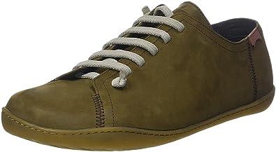 Verkauf Sast Peu Cami 17665 Green Mens Leather Trainers Shoes Camper Billig Einkaufen Verkauf Mit Paypal HRxKnE7YW