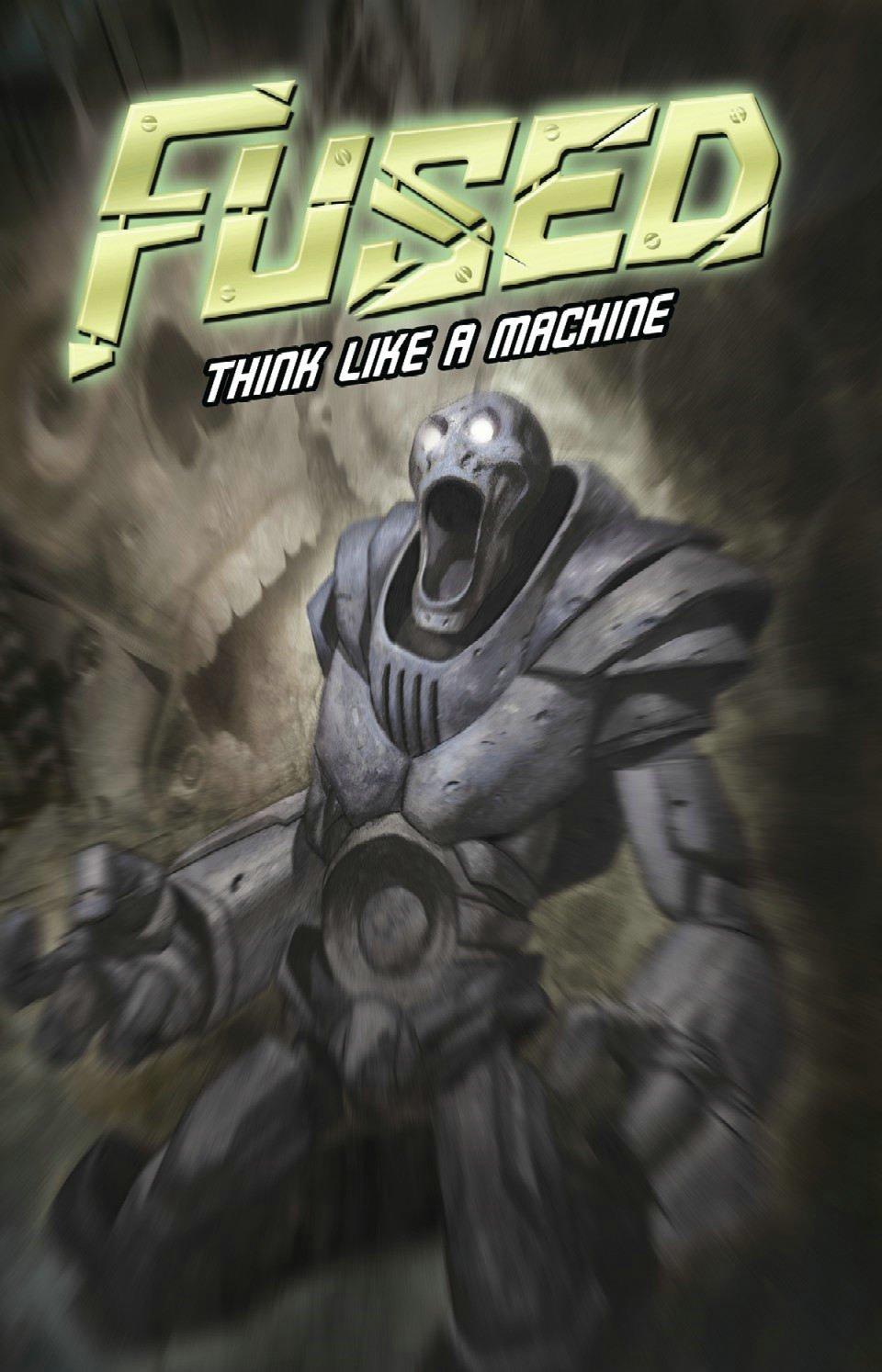 Fused Volume 2: Think Like a Machine PDF