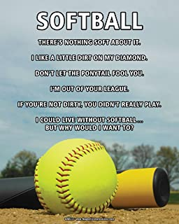 Intimidating softball quotes and pictures