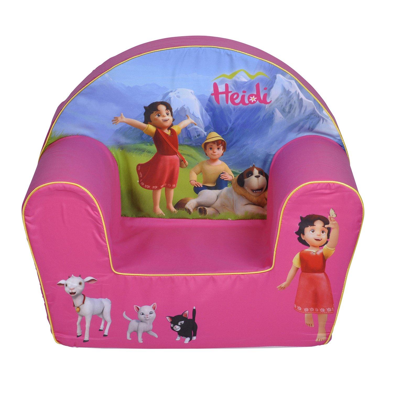 Knorrtoys 81683 - Kindersessel Heidi: Amazon.de: Spielzeug | {Kindersessel 88}