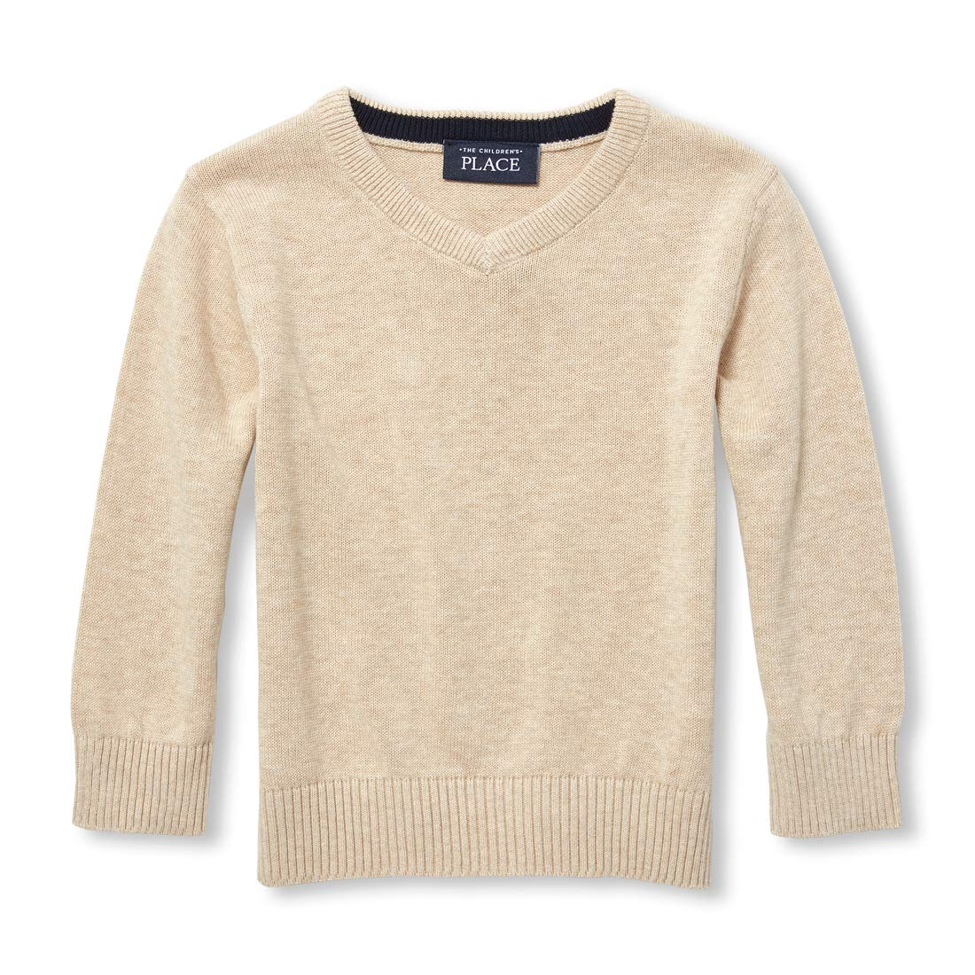 The Children's Place Baby Boys Solid Vneck Sweater The Children' s Place 2102847