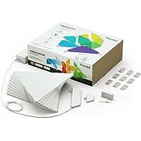 Nanoleaf Light Panels Smarter Kit, (9 Piece Plus Controller), Assorted