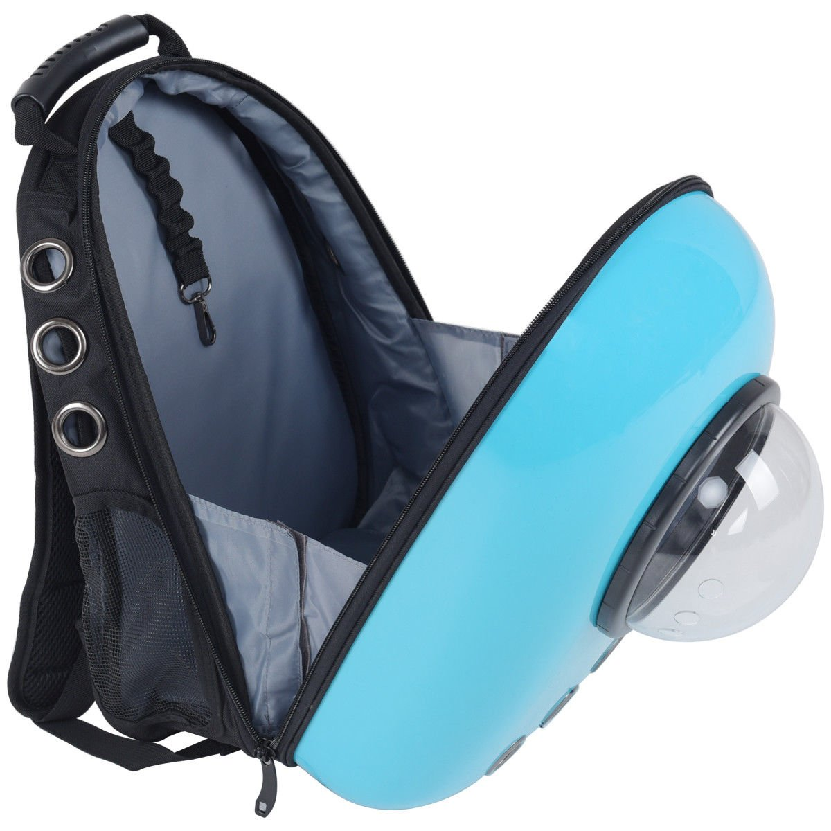 a4ade4e826ed Giantex Astronaut Pet Cat Dog Puppy Carrier Travel Bag Space Capsule  Backpack Breathable PS6349GDNew  1541654787-323548  -  21.41