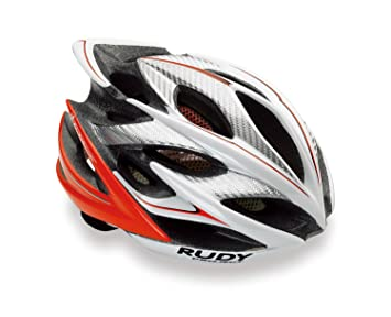 Rudy Project - Windmax, Color Blanco,Negro,Plateado, Talla 54/58cm