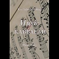 Music of Kabbalah: Playing Notes book cover
