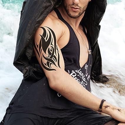deardeer Tatuajes Temporales Para Las Mujeres Hombres - Fake Totem ...