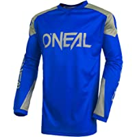 O'Neal | Maillot | Enduro Motocross | Tejido Transpirable, Máxima Libertad de Movimiento, Espalda extendida | Maillot…