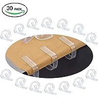 FEIGO 30 Paquetes de Clips de Mantel