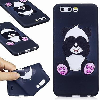 Amazon.com: yiizy Huawei P10/vtr-l09/vtr-l29 Caso, Panda ...