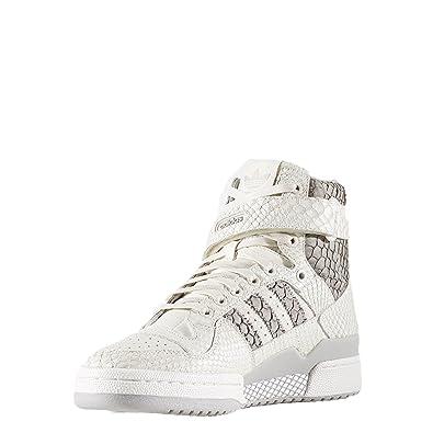 1545c0a92a37 adidas Men s Forum Hi OG White B27671 (Size  ...
