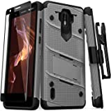 ZIZO Bolt Series Nokia 3.1 C Case Military Grade Drop Tested with Full Glass Screen Protector Holster and Kickstand…