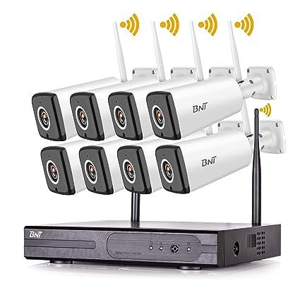 20f7d481598 Amazon.com   BNT Wireless Security Camera System