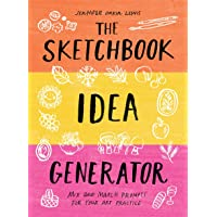The Sketchbook Idea Generator: Mix-and-Match Prompts for Your Art Practice