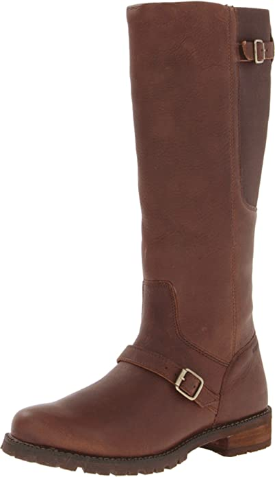 Amazon.com | Ariat Women's Stanton H2O Country Fashion Boot | Knee ...