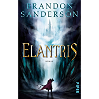Elantris: Roman (German Edition)