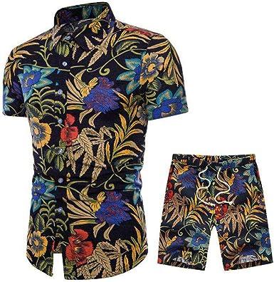 Subfamily Camisas de Vestir para Hombre Polo para Hombre de Manga ...