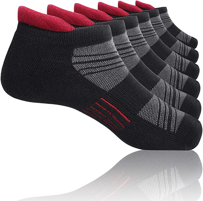 Mens Fancy Low CutOutdoor Non-Slid Ankle Socks