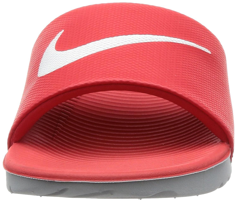 Amazon.com | NIKE Kids' Kawa Slide (Gs/Ps) Athletic Sandal | Sport Sandals