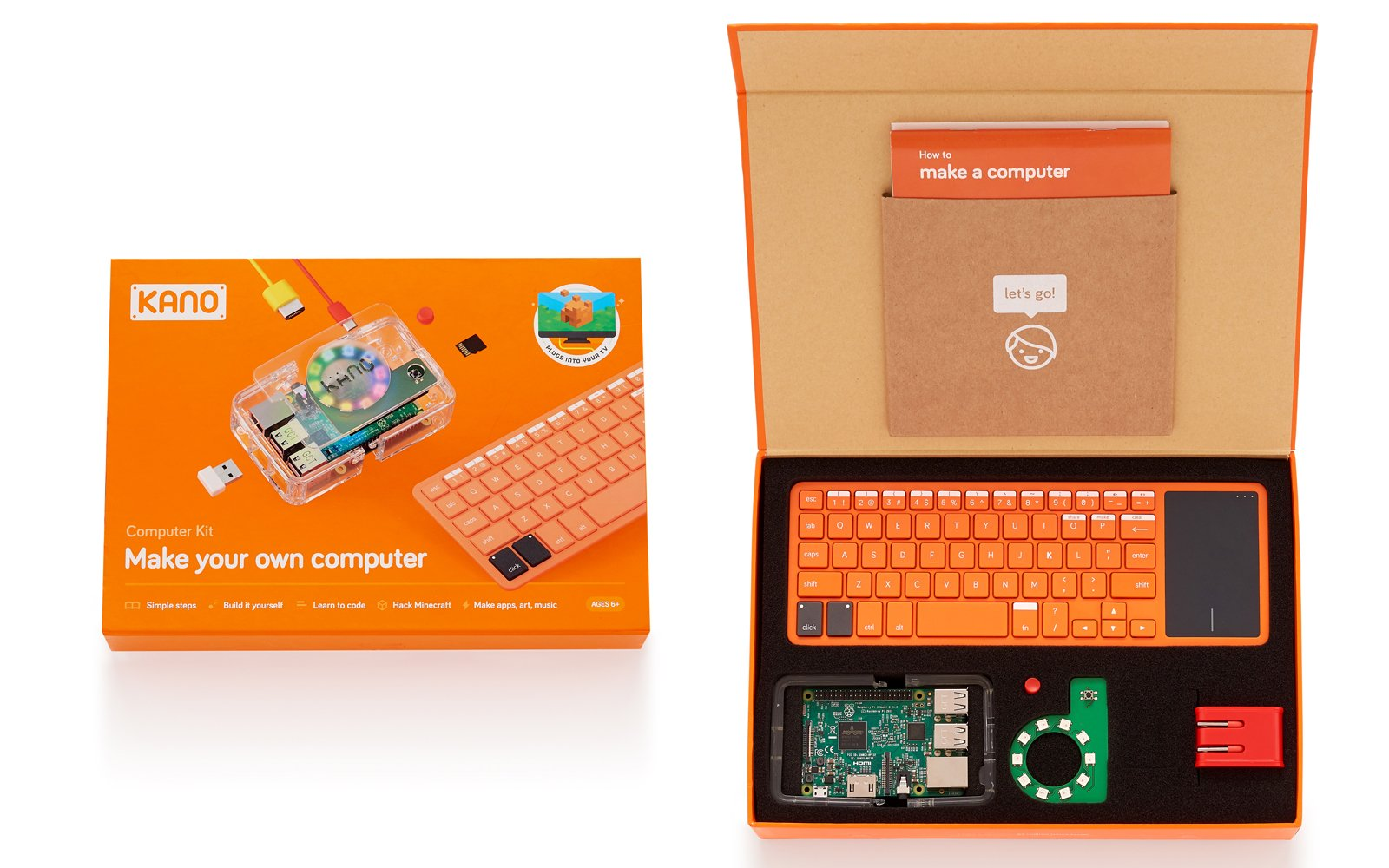 'Kano Computer Kit 2017 – Make a computer, learn to code by Kano (Image #3)