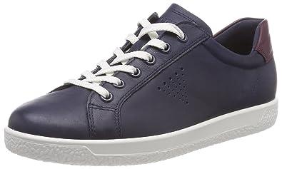 098574cbc7c3f8 ECCO Damen Soft 1 Ladies Sneaker  Ecco  Amazon.de  Schuhe   Handtaschen