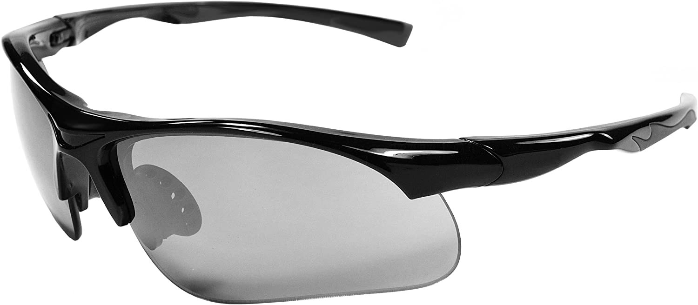 JiMarti Sunglasses JM12 Sports Wrap for Baseball, Softball, Cycling,Golf TR90 Frame
