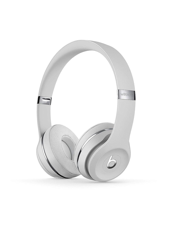 Beats by Dre Solo3 Wireless On-Ear Headphones (Satin Silver)